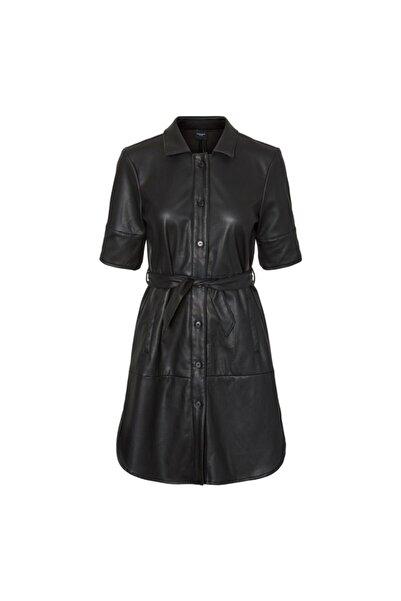 Vero Moda 10234410 Kadın Elbise Sıyah