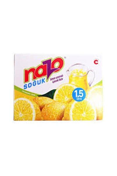 NAZO Limon Aromalı Toz Içecek 24 Lü
