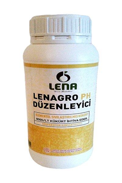 LENA Gro Ph ( Sıvı Kükürt 800 Gr/lt ) (1 Lt)-ph Düşürücü-antifungal