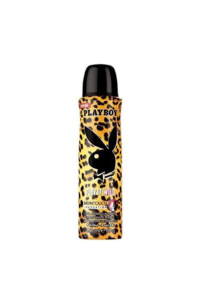 Playboy Play It Wıld Bayan Deodorant 150 Ml