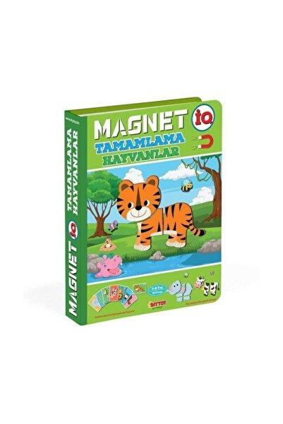 DIYTOY Manyetik Magnet Hayvanlar Tamamlama