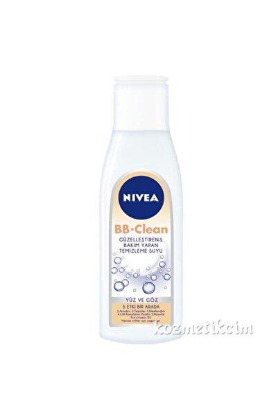 Nivea Bb Clean 5 In1 Yüz Ve Göz Hassas Temizleme Suyu 200 ml