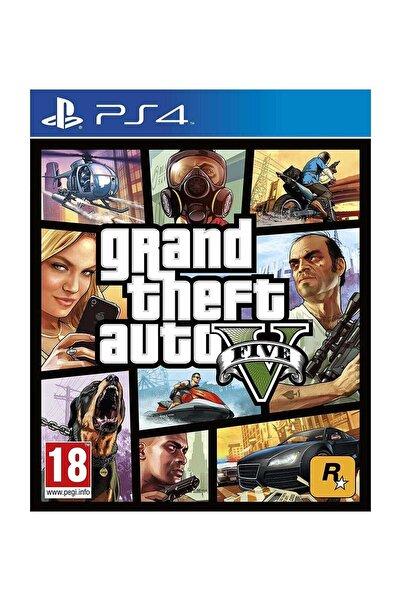 RockStar Games Grand Theft Auto 5 Ps4 Oyun