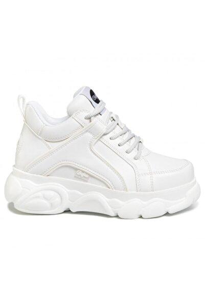 Buffalo Kadın Beyaz Ayakkabı