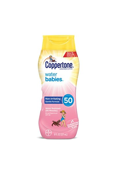 Coppertone Baby 50 Fk
