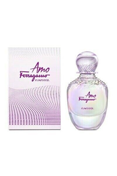 Salvatore Ferragamo Amo Flowerful Edp 50 Ml