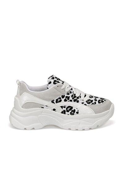 Butigo Loredana Gri Kadın Fashion Sneaker