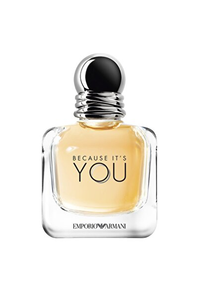 Emporio Armani Because It'S You Kadin Eau De Parfum 50 ml 3605522041004