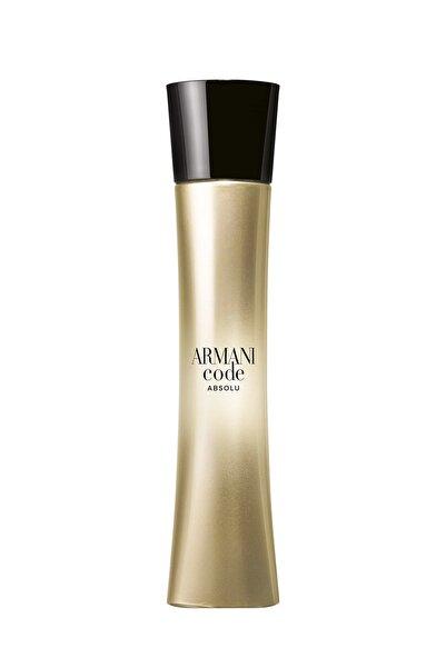 Giorgio Armani Code Femme Absolu Kadin Eau De Parfum 50 ml 3614272544437