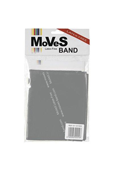 Moves Band 2 M Egzersiz Bandı Gümüş - Ultra Sert