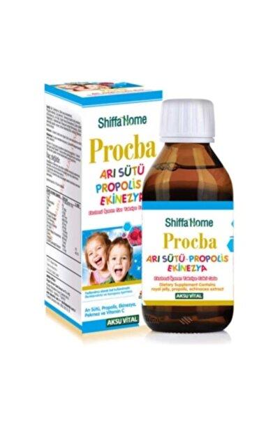 Shiffa Home Procba Provitec Arı Sütü Propolis Ekinezya Şurup 100 ml G342