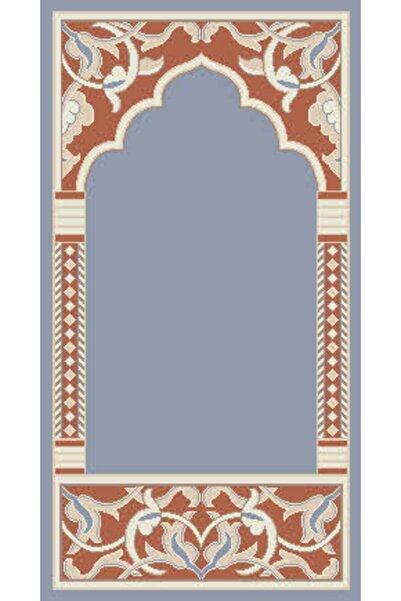 Saray Halı Uşak Plantıng Usnz3m00 125x80 Mavı