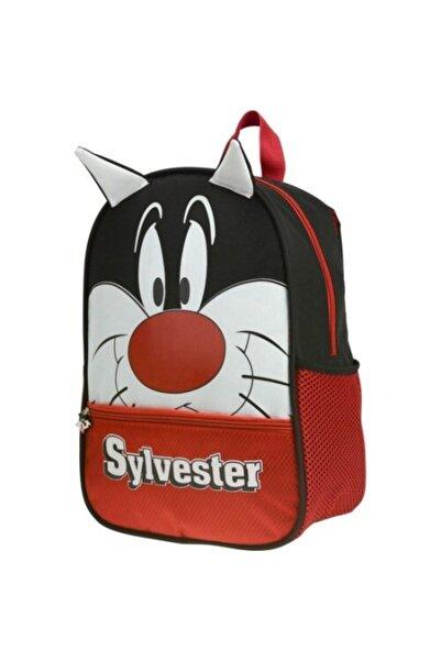 Umur Looney Tunes Sylvester Anaokulu Çantası Tek Gözlü
