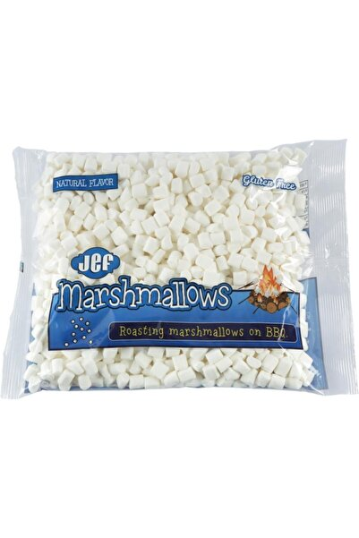 Jef Natural Flavored Mini Marshmallows 275gr