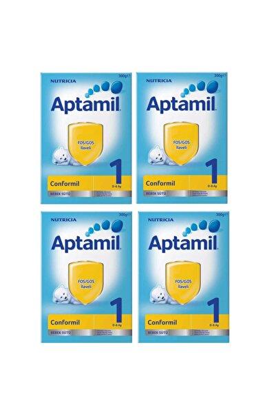 Aptamil Conformil 1 Bebek Sütü 300 Gr 4 Lü Paket