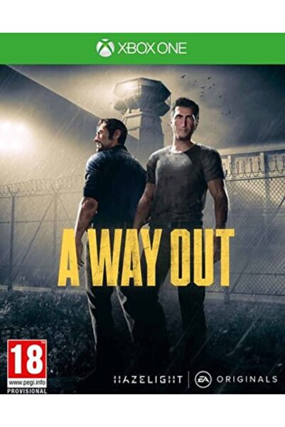 Electronic Arts A Way Out Xbox One