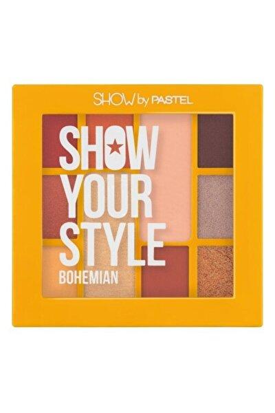 Pastel Show Your Style Eyeshadow Set Bohemian No 461 - Far Paleti  13130829