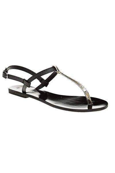 David Jones Kadın Siyah Dore Parmak Arası Sandalet