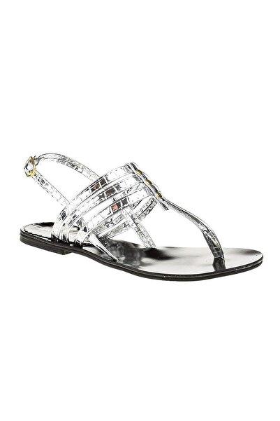 David Jones Kadın Lame Ayna Parmak Arası Sandalet