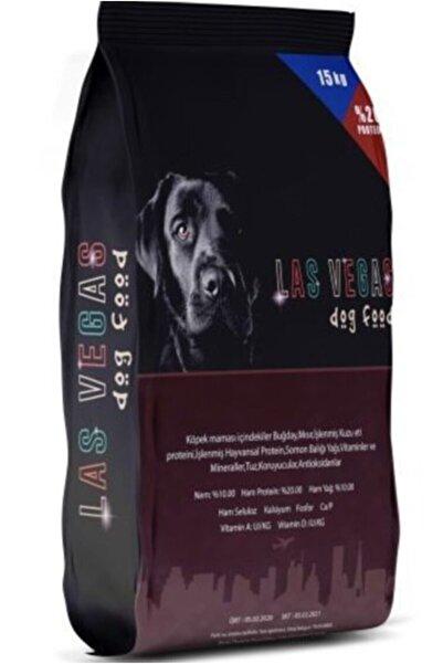 Las Vegas %100 Yeme Garantili Kuzu Etli Köpek Maması 15 Kg
