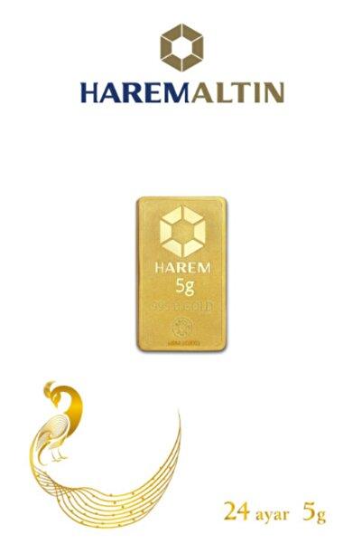 Harem Altın 5 Gr Harem Gram Külçe Altın