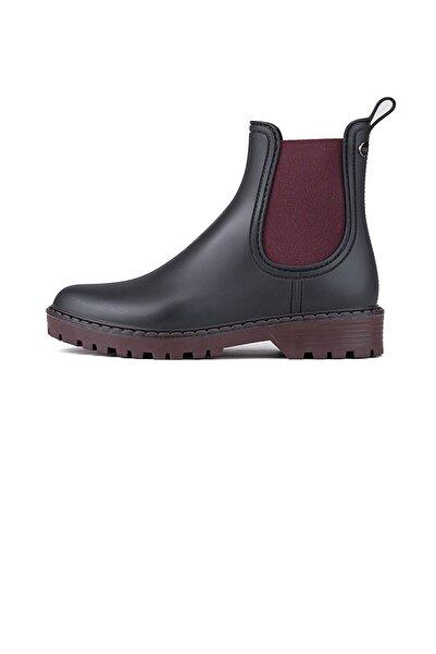 IGOR Kadın Bordo Yağmur Çizmesi W10246