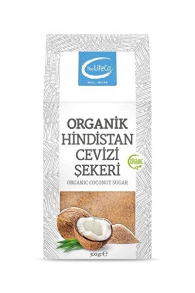 The LifeCo Organik Hindistan Cevizi Şekeri 300 gr