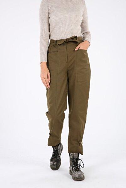ALLDAY Kadın Haki Pantolon