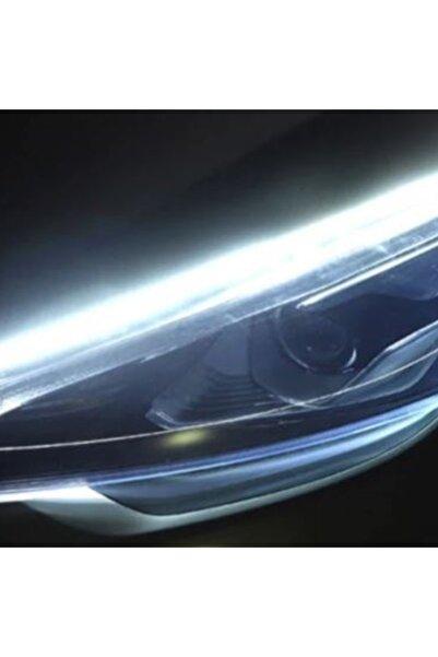 Emr Peugeot 207 Far Üstü Veya Far Içi Kayar Sinyalli Gündüz Ledi 60cm