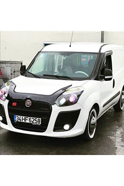 Fiat Doblo (2011-2014) Fiat Doblo 2010-2015 Kaput Korumapiano Black