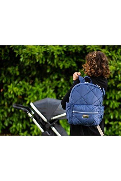 Babyes Babynes Anne Bebek Çantası 5140 Mavi