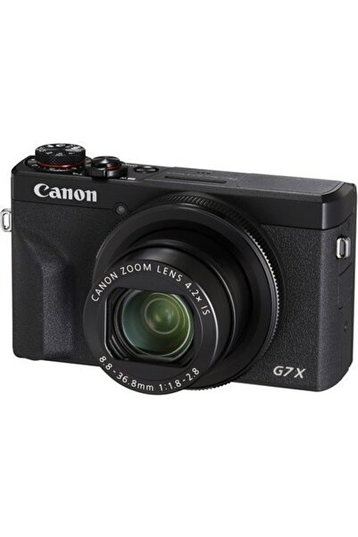 Canon Ggt Powershot G 7 X Mark Iıı Iki Yıl Eurasia Garantili