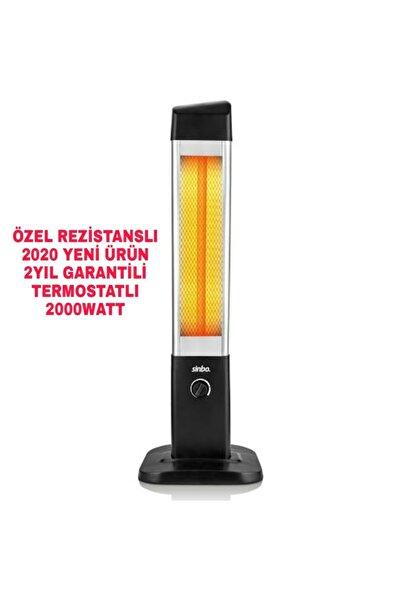 Sinbo Sfh-3394 2000 W Dikey Infrared Isıtıcı Dik Elektrikli Isıtıcı