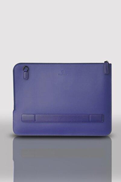 Valerian Apple Macbook Pro 16 Inç Notebook & Laptop Çantası - Saks Mavisi