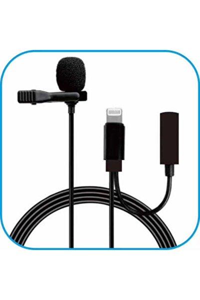 şahin iletişim Zorezore Ms-uc568 Canlı Yayın Yaka Mikrofon