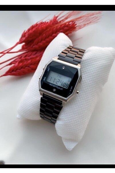 Crrju Bay - Bayan Klasik Çelik Kol Saati