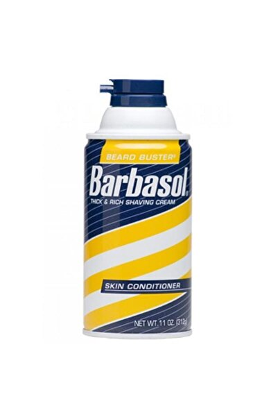 Barbasol Thick & Rich Shaving Cream 312 Gr