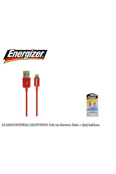 Energizer Lcaehusyıprd2 Lıghtnıng Usb 1m Kırmızı