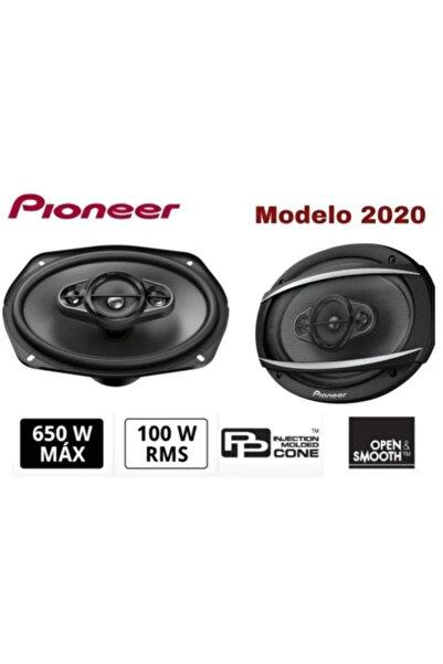 Pioneer Ts-a6977f 650 Watt Oval Hoparlör 2020 Yeni Seri (2 Adet)