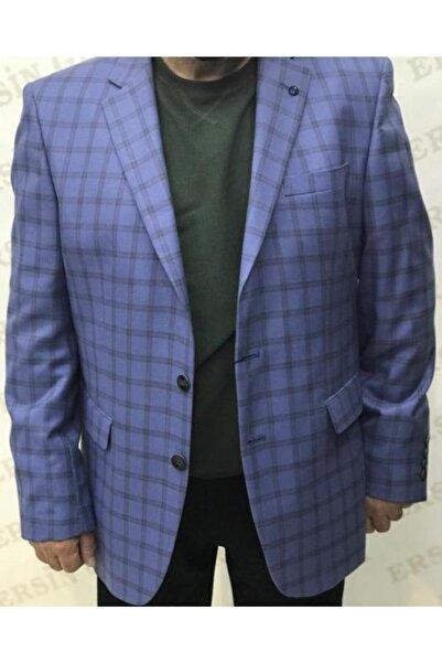 Zeyrek Erkek Açık Mavi Ceket Klasik