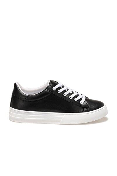 Butigo Elena Siyah Kadın Havuz Taban Sneaker