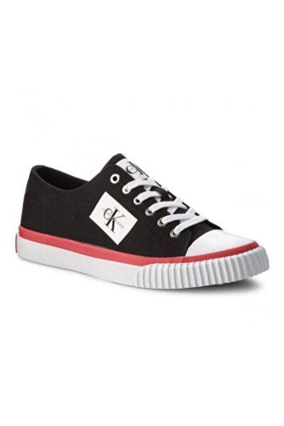 Calvin Klein Kadın Siyah Sneaker