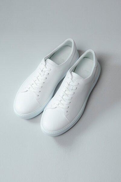 Lufian Erkek Bach Sneaker Beyaz 111230029100500