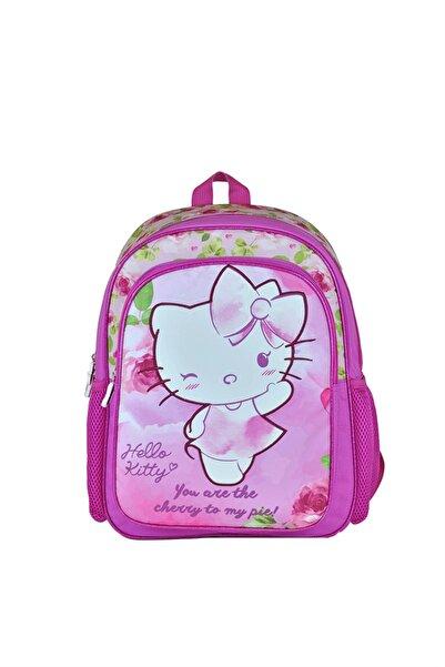 Hello Kitty Unisex Pembe İlkokul Sırt Çantası 95311