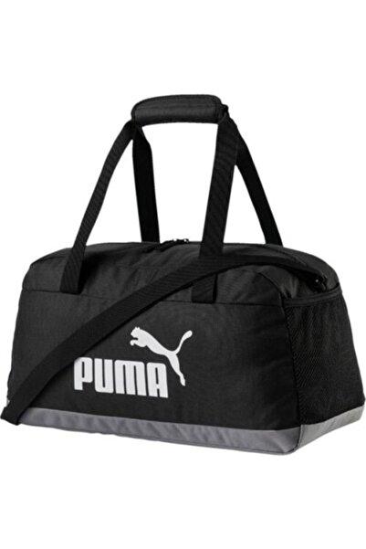 Puma Unisex Siyah Spor Çantası