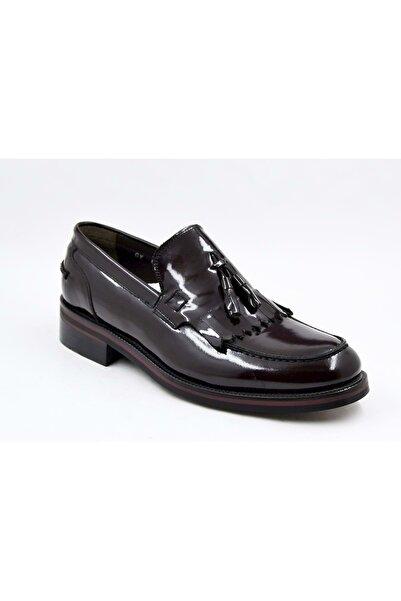 Fosco Erkek Bordo Klasik Ayakkabı
