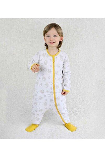 Owli Bebek Beyaz Uyku Tulumu 2.7 Tog Sheep