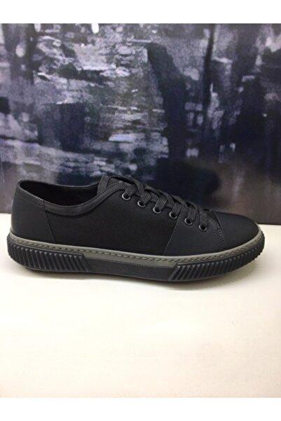 Prada Sport Erkek Siyah Sneaker