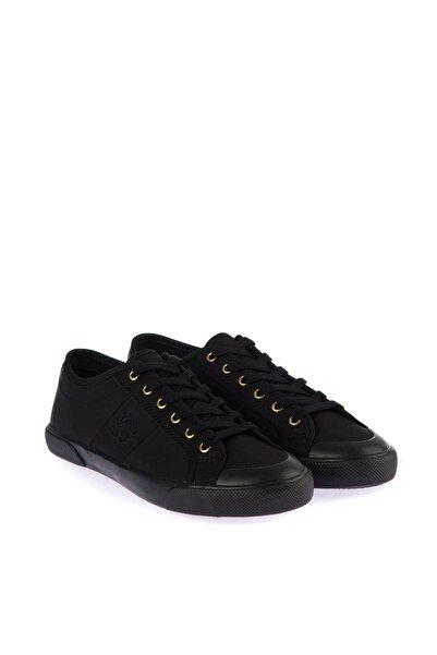 Fred Perry Kadın Siyah Sneaker 183FRPKAYB4307