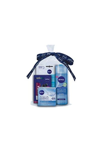 Nivea Aqua Sensation + Bakım Seti 40005808149268